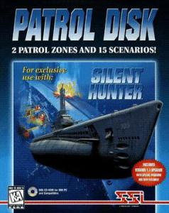 Silent Hunter Patrol Disk (Simulation, 1996 год)