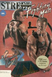 Street Fighting Man (Arcade, 1989 год)