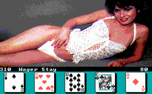 Strip Poker II