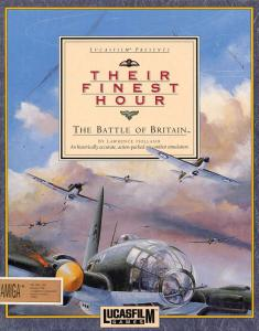 Постер Their Finest Hour: The Battle of Britain