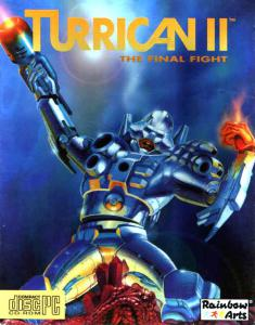 Постер Turrican II: The Final Fight
