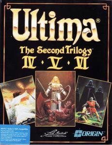 Постер Ultima: The Second Trilogy