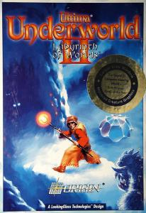 Ultima Underworld II: Labyrinth of Worlds (Arcade, 1993 год)