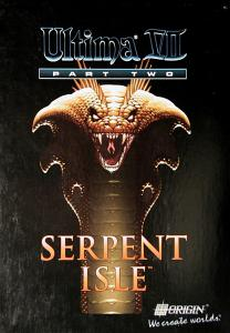 Постер Ultima VII: Part Two - Serpent Isle