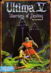Постер Ultima V: Warriors of Destiny
