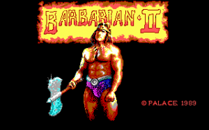Barbarian 2: The Dungeon of Drax