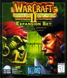 Постер Warcraft II: Beyond the Dark Portal