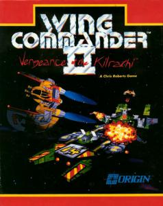 Постер Wing Commander II: Vengeance of the Kilrathi