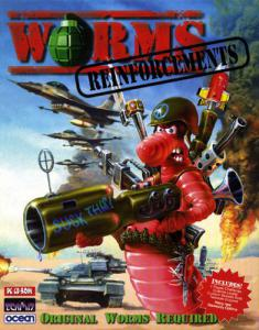 Постер Worms Plus: Reinforcements