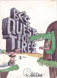 Постер BC's Quest for Tires для DOS