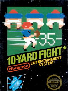 10-Yard Fight (Arcade, 1983 год)