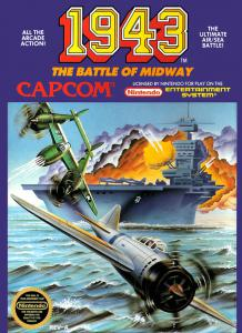 1943: The Battle of Midway (Arcade, 1988 год)