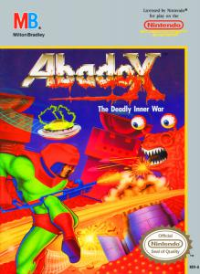 Постер Abadox: The Deadly Inner War