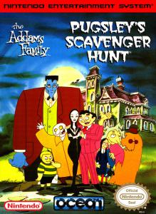 The Addams Family: Pugsley's Scavenger Hunt (Arcade, 1993 год)
