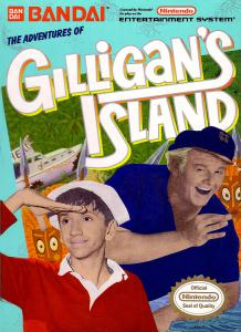 Постер The Adventures of Gilligan's Island
