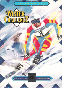 Games: Winter Challenge (Sports, 1991 год)
