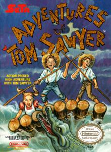 Adventures of Tom Sawyer (Arcade, 1989 год)