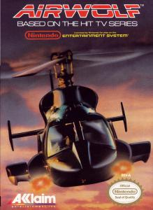 Airwolf (Arcade, 1988 год)