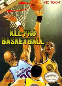 Постер All-Pro Basketball