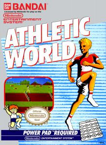 Постер Athletic World