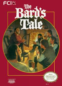 Постер The Bard's Tale II: The Destiny Knight