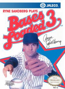 Bases Loaded 3 (Sports, 1991 год)
