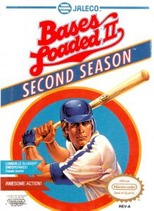 Bases Loaded II: Second Season (Sports, 1990 год)