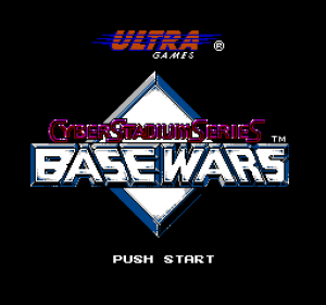 Base Wars - Cyber Stadium Series