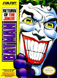 Batman: Return of the Joker (Arcade, 1991 год)