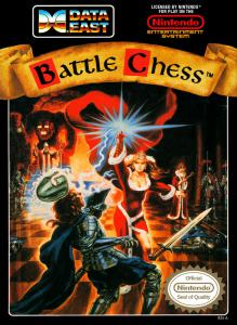 Battle Chess (Strategy, 1990 год)