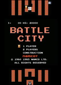 Постер Battle City