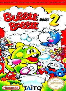 Постер Bubble Bobble Part 2