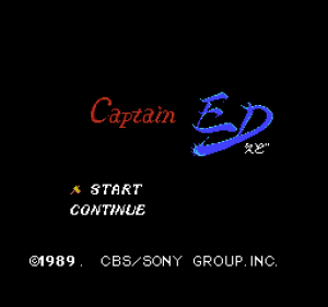 Captain ED