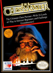 The Chessmaster (Strategy, 1989 год)