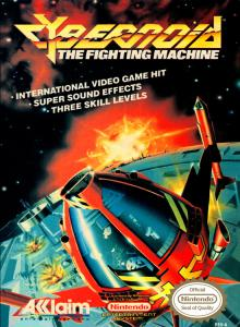 Постер Cybernoid: The Fighting Machine