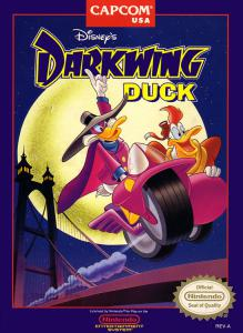 Постер Darkwing Duck для NES