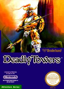 Deadly Towers (Arcade, 1986 год)