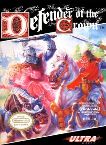Defender of the Crown (Strategy, 1989 год)