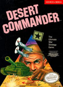 Desert Commander (Strategy, 1989 год)