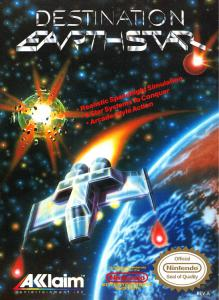 Destination Earthstar (Arcade, 1990 год)