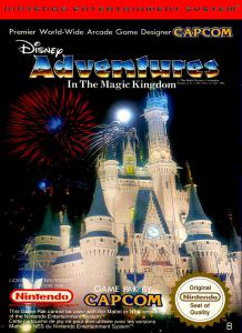 Disney Adventures in the Magic Kingdom (Arcade, 1990 год)
