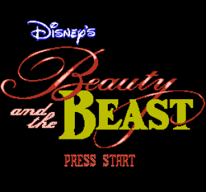 Disney's Beauty and the Beas