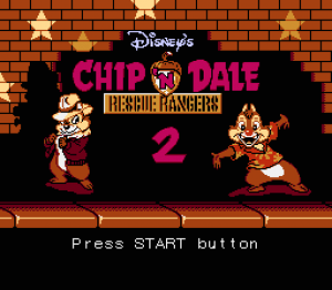 Disney's Chip 'N Dale Rescue Rangers 2