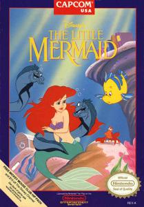 Постер Disney's The Little Mermaid