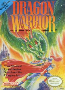 Dragon Warrior (Role-Playing, 1989 год)
