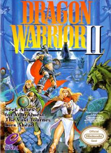 Dragon Warrior II (Role-Playing, 1990 год)