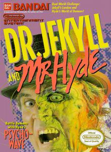 Dr. Jekyll and Mr. Hyde (Arcade, 1988 год)