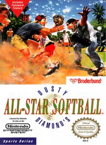 Dusty Diamond's All-Star Softball (Sports, 1989 год)