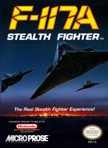 F-117A Stealth Fighter (Arcade, 1992 год)