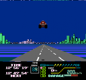 Famicom Grand Prix II 3D Hot Rally